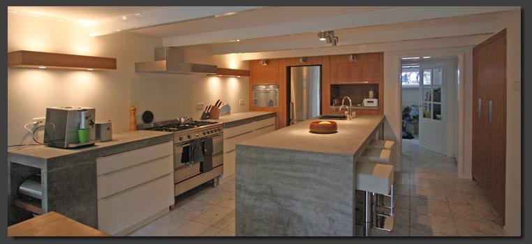 Keuken amsterdam interieurontwerp degoedevorm for Interieurarchitect amsterdam