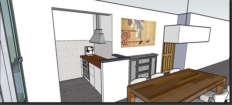 Interieurontwerp keuken blijdorp degoedevorm for Interieurarchitect amsterdam